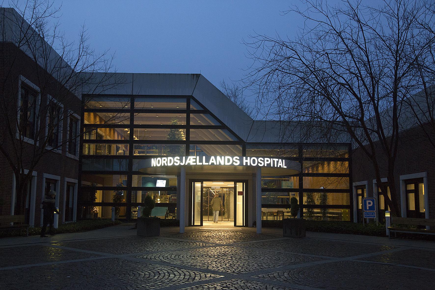 Nordsjællands Hospital - Frederikssund    foto18-12-2013